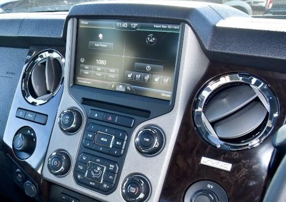 ford sync 2 integrated navigation system. Black Bedroom Furniture Sets. Home Design Ideas